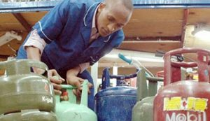 Cooking Gas Sales Business