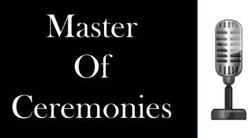 Make Money as a Master of Ceremony