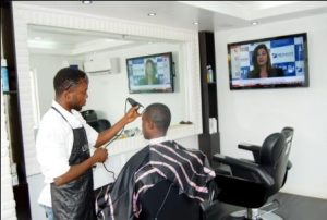 barbing salon business proposal