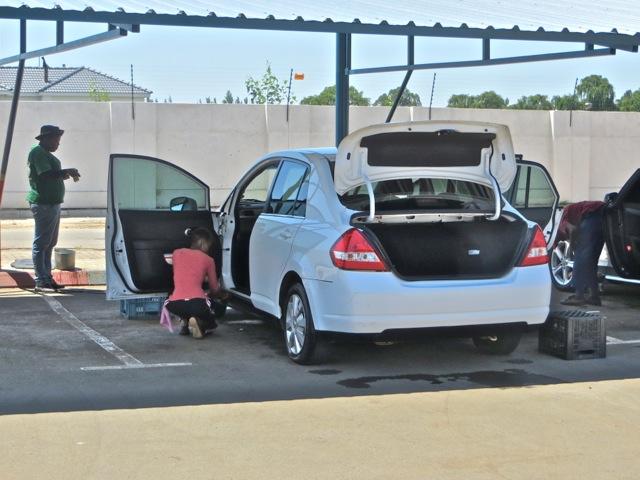 car washing business plan